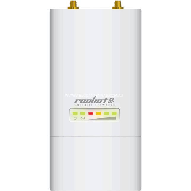Ubiquiti Rocket M5 (5GHz) 802 11n WiFi AP & PtP Wireless Bridge