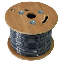LCU195 dB-FLEX 100m Coaxial Cable Reel