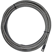 Armoured LCU400 30m Coaxial Cable - Choose Connectors