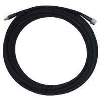 LCU400 10m Coaxial Cable - N Male to SMA Male