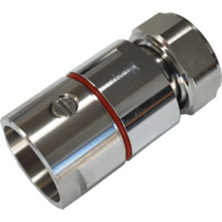"7/16 DIN Male Connector - 7/8"" Cable"