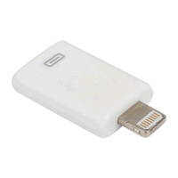 Bury Micro-USB to iPhone 5 Lightning Charger Cable & Adaptor