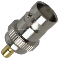 BNC Female to SMB Male Adapter