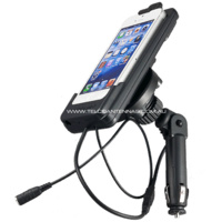 Smoothtalker iPhone 5 Cradle - Cigarette Lighter Mount & Antenna Connection