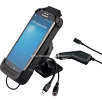 Smoothtalker Samsung Galaxy S4 Cradle - Dash Mounted, Cigarette Lighter, Antenna Connection