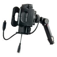 Smoothtalker Universal Cradle with Cigarette Lighter Mount, Charger and Antenna Connection