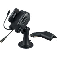 Smoothtalker Universal Cradle with Suction Mount, Charger and Antenna Connection