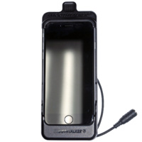 Smoothtalker iPhone 8 Cradle - Cigarette Lighter Mount, Charger & Antenna Connection FME/M