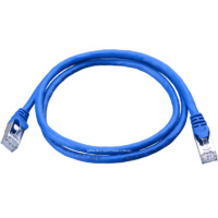Cat6 SFTP 1m Ethernet Cable - ESD Shielded RJ45