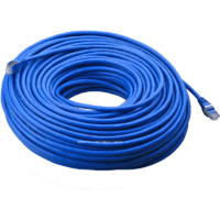 Cat6 SFTP 30m Ethernet Cable - ESD Shielded RJ45