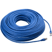 Cat6 SFTP 50m Ethernet Cable - ESD Shielded RJ45