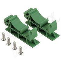 DIN Rail Clips for MSTronic PoE Injectors