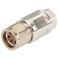 "N Male Connector - 1/2"" FSJ4-50B SuperFlex"