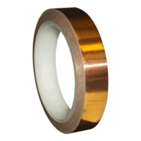 Soft Drawn Copper Tape - 25mm x 3mm - 50m Roll