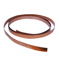 Copper Grounding Downconductor Strap - 25mm x 0.5mm