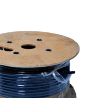 Times Microwave  LMR195-FR Fire Retardant Cable 100m Cable Reel