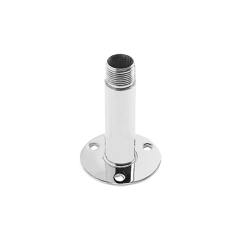 105 MM Stainless Steel Marine Flat Mount Antenna Bracket