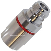 "N Female Connector - 1/2"" Flexible Cable"