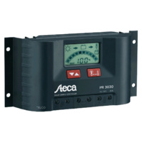 Steca PR 20A Solar Regulator Charge Controller 12/24V with LCD