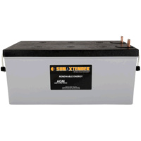 Concorde SunXtender 305Ah 12V Deep Cycle Solar Battery