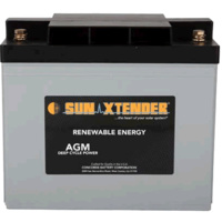 Concorde SunXtender 79Ah 12V Deep Cycle Solar Battery