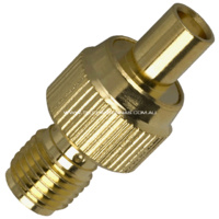 SMA Female to MCX Female Adaptor