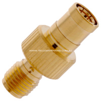 SMA Female to SMB Female Adapter