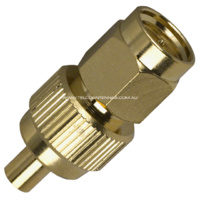 SMA Male to MMCX Female Adapter