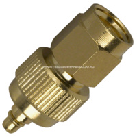 SMA Male to MMCX Male Adaptor