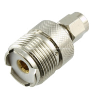 SMA Male to UHF Female Adaptor