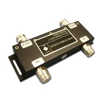 RFI Hybrid Coupler 4-Port 3dB 800 to 2500MHz