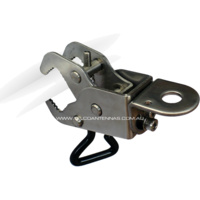 Quick-Release Stainless Steel Mounting Antenna Bracket
