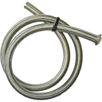Stainless Steel Cable Braid 6mm - Per Metre