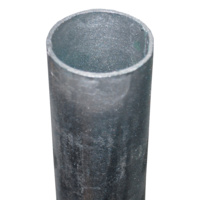 Galvanised CHS - 48 OD 1163-C350 Pipe 2mm Thickness - Per Metre