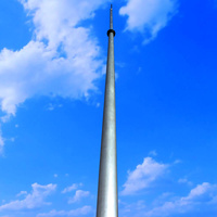 Aluminium Telescopic Mast System  - Various Lengths