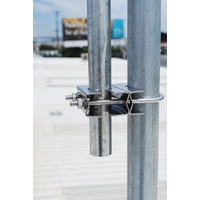 Telco TF1SS Stainless Parallel Antenna Bracket