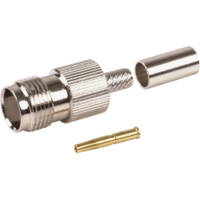 TNC Female Crimp Connector - RG58/LMR195/Belden 9907