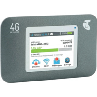 Patch Lead for Telstra Wi-Fi 4G Advanced (Aircard 782S)