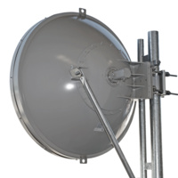 Telco XFIRE 31dBi 2X2 MIMO Ultra High Performance Solid Dish - 5.8GHz