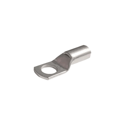 Copper Crimp Lugs - 8mm Stud, 6mm² Conductor - Pack of 100