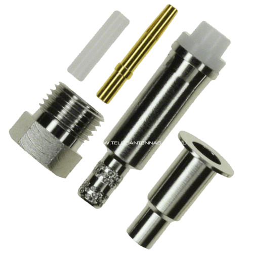 FME Female Crimp Connector - RG174/RG316/LMR100