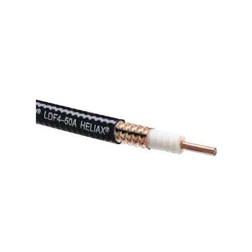 "Andrew LDF4-50A HELIAX 1/2"" Corrugated Coaxial Cable - Cable Per Metre"
