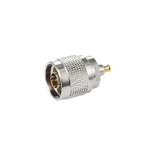 N Male to MCX Male Adaptor