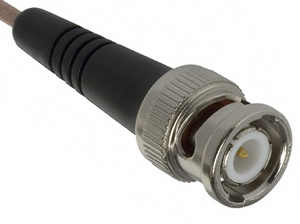 Male BNC Connector