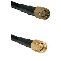 LCU195 0.5m Coaxial Cable - SMA Male to RP-SMA Male
