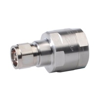 "N Male Connector - Positive Stop for 7/8"" AL5-50 and AVA5-50 cable"