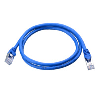 Cat6 SFTP 0.5m Ethernet Cable - ESD Shielded RJ45