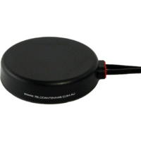 RFI Low Profile Multiband + GPS Hockey Puck Antenna