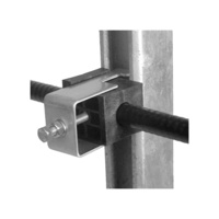 "KwikClamp - 1/2"" Cable Single Run - Pack of 10"