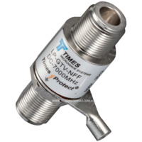 Times Microwave N Female Lightning Arrester - up to 7GHz